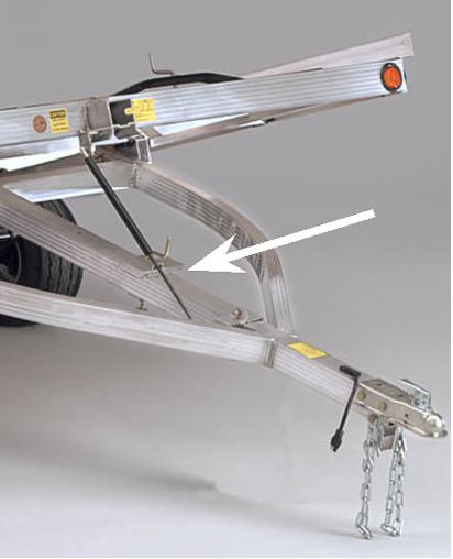Gas Shock Lift Kit Photo