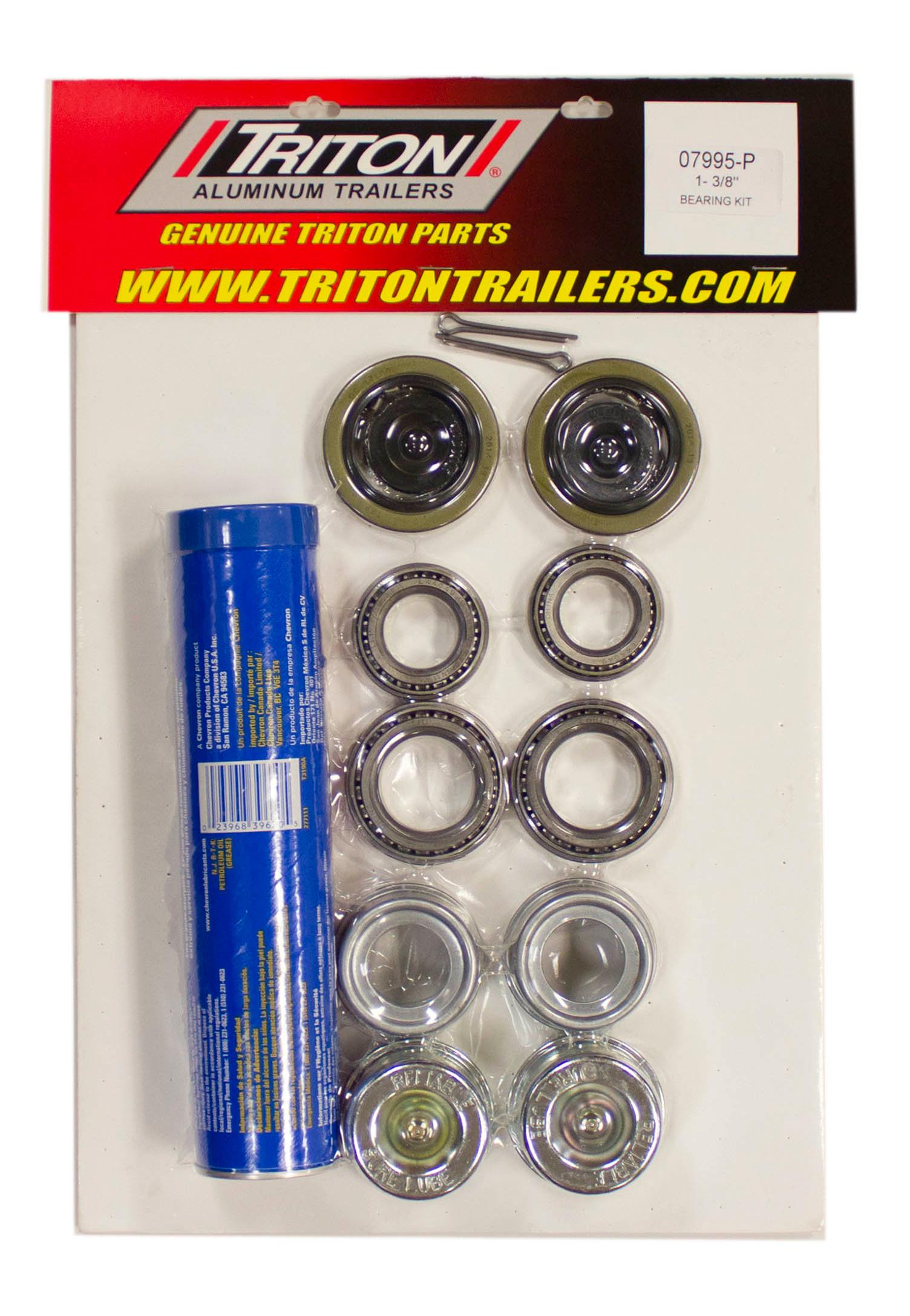 """Photo of 1 3/8"""" bearing kit"""