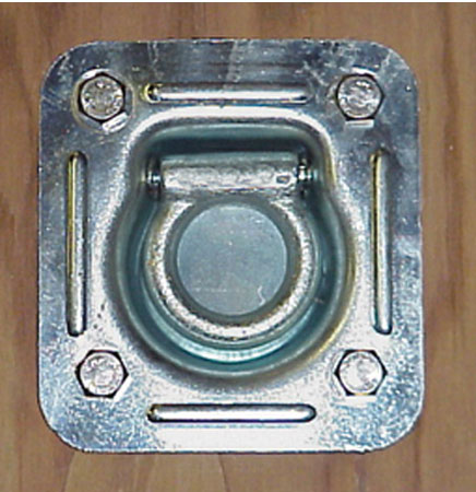 Heavy Duty Flush Mount tie down