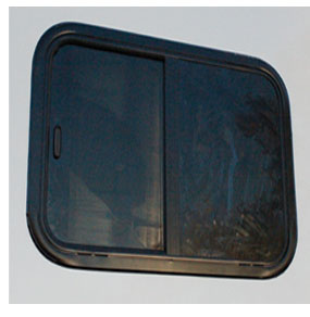 Part number 10289 for small side window part number 15217 for large side window