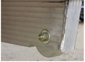 Rear Frame Roller