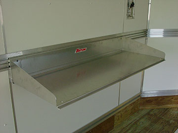 Aluminum Work Bench