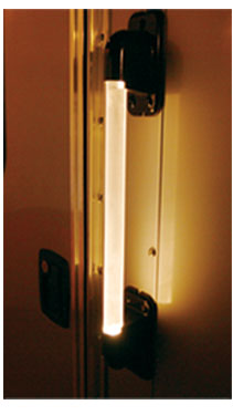Led Lighted Grab Handle 13232 Triton Trailers