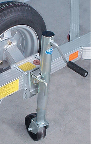 Swivel Wheel Tongue jack