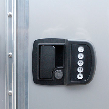 Part number 16167 KEYLESS ENTRY