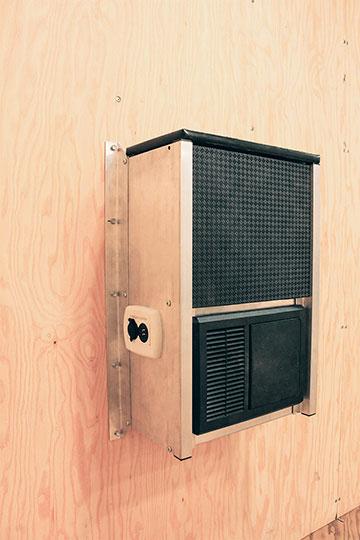 BASIC 110v 30 amp converter