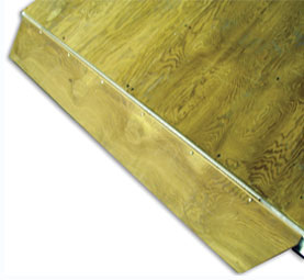 Plywood Ramp Flap