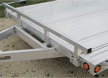 Bulkhead rack kit