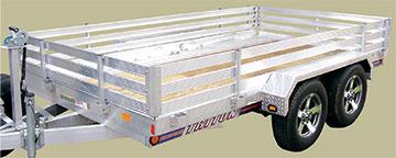 Side Kit for UT trailer