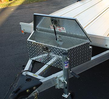 Storage Box 18602 Triton Trailers