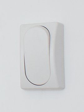 Photo of single rocker light switch