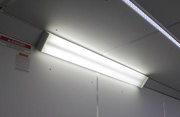 Photo of Fluorescent light