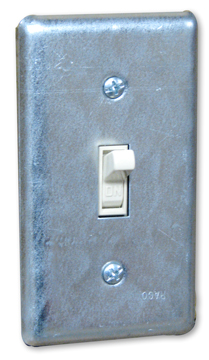 Photo of TC wall switch