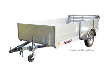 All Aluminum 1064 Motorcycle trailer